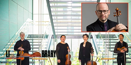 Borromeo String Quartet with Nicholas Cords, viola [CONCERT] tickets