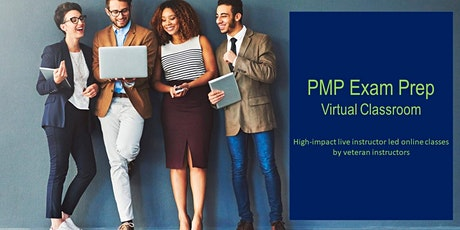 Project Management Professional (PMP) Exam Prep Virtual Classroom tickets