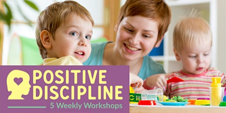 Online Positive Discipline Workshops tickets