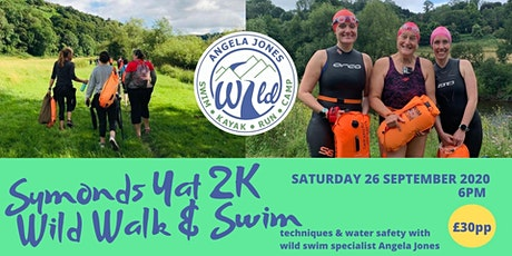2K Wild Walk & Guided Swim (Symonds Yat) tickets