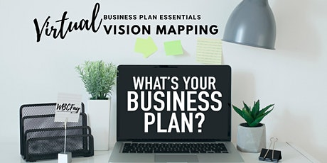 Virtual Business Plan Essentials: Vision Mapping tickets