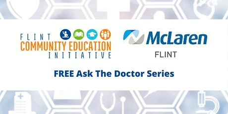 Ask the Doctor Series with McLaren tickets