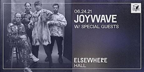 POSTPONED: Joywave - The Possession Tour - @ Elsewhere (Hall) tickets