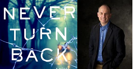 A Virtual Conversation with Christopher Swann | Never Turn Back tickets