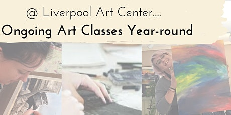 Art Class Trial Membership (one month) tickets