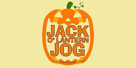 2020 Jack O'Lantern Jog 5k tickets