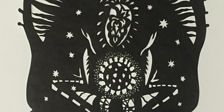 Papercutting Basics: Online Workshop with Béatrice Coron tickets