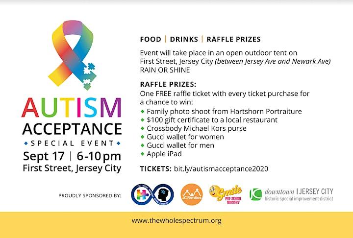 Autism Acceptance Special Event image
