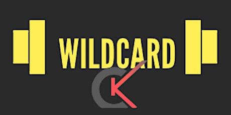 WILDCARD tickets