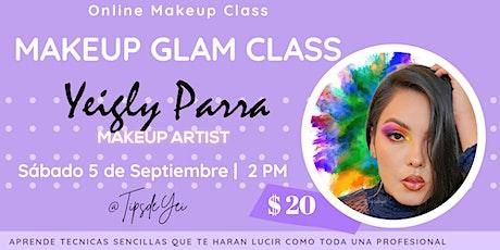 Makeup glam Class entradas