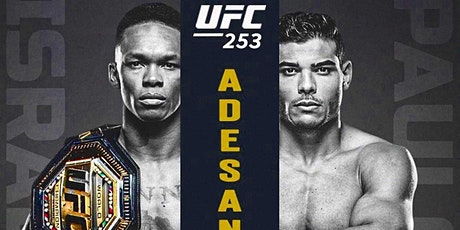 UFC 253 & Charlo Bros Dinner & PPV French Quarter New Orleans Watch Party tickets