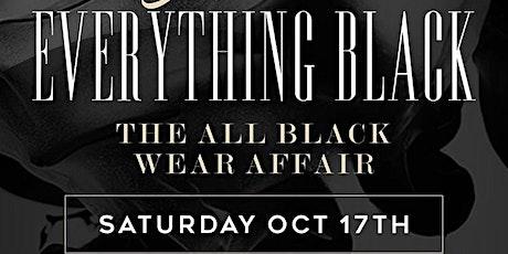 EVERYTHING BLACK ATLANTA tickets