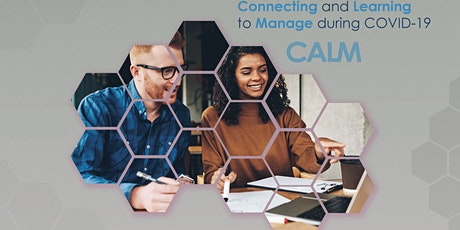 FREE Information Session - Connecting & Learning to Manage during COVID-19 tickets