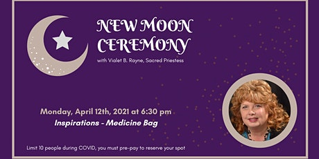 New Moon Ceremony - Inspirations tickets