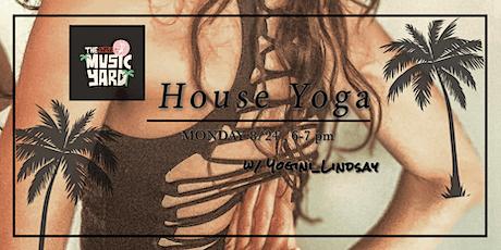 House Yoga w/ Lindsay Caruso tickets