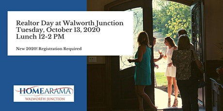 Realtor Day Lunch @ Walworth Junction tickets