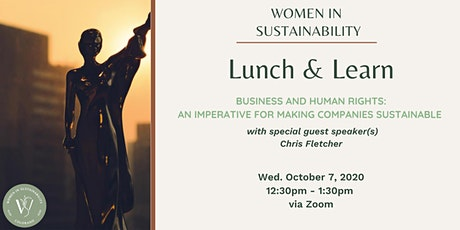 Women in Sustainability - Business and Human Rights tickets