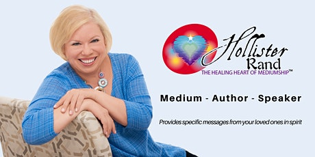 Online Book Signing with Hollister Rand & For Heaven's Sake Bookstore tickets