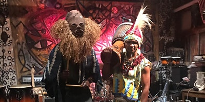 African drum - Djembe class