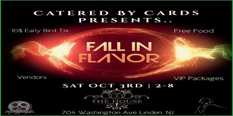 Fall In Flavor tickets