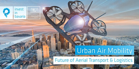 Urban Air Mobility 2020: Future of Aerial Transport & Logistics tickets