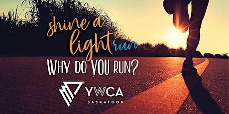 Shine a Light Virtual Run tickets