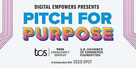 Pitch for Purpose tickets