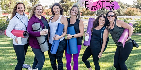 October Pilates Brunch Club In The Vines tickets