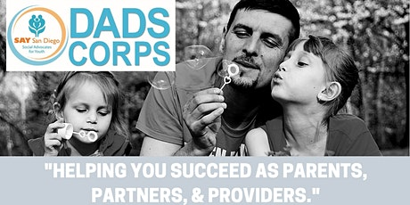 Dads Corps - Virtual Fall Cohort 2020 tickets