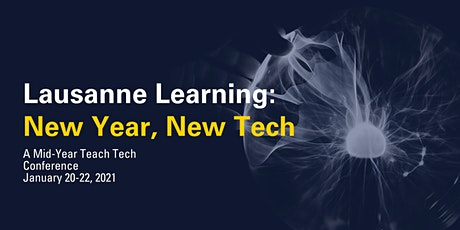 New Year, New Tech bilhetes