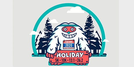 Virtual Holiday Half + Full + 10K + 5K + Multi-day challenge races tickets