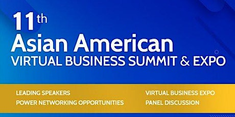 11th Asian American Business Summit and Expo & Jewels of Asia Awards Gala tickets
