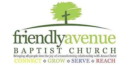 OCT 18, 2020 - 5 PM Indoor Worship Service tickets