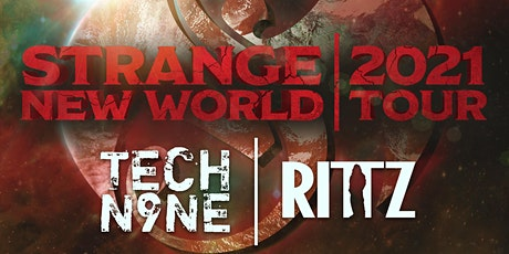 Tech N9ne- NEW DATE tickets