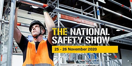 The National Safety Show tickets