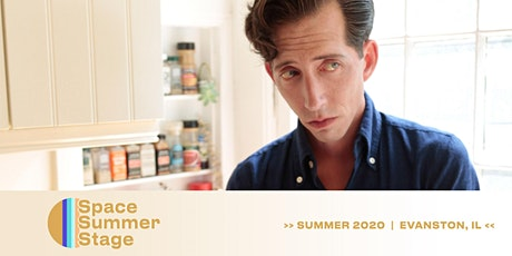 SOLD OUT   Space Summer Stage presents Pokey LaFarge (Solo)  - Late Show tickets