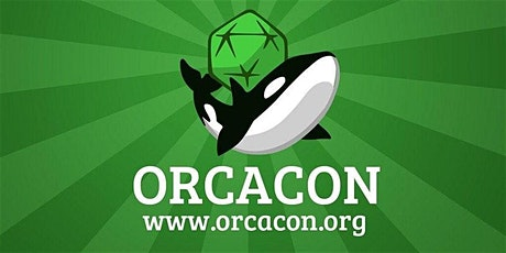 OrcaCon 2021 tickets