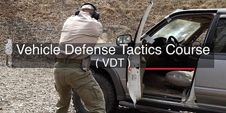Vehicle Defense Tactics (VDT) Oct 31, 2020 tickets