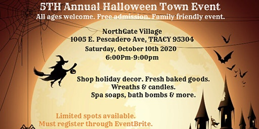 Eventbrite Halloween 2020 Stockton, CA Halloween Events | Eventbrite
