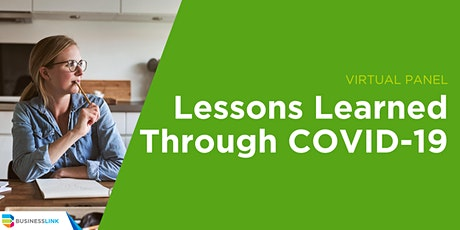 Virtual Panel: Lessons Learned Through COVID-19 tickets