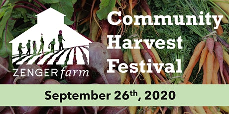 Community Harvest Festival tickets