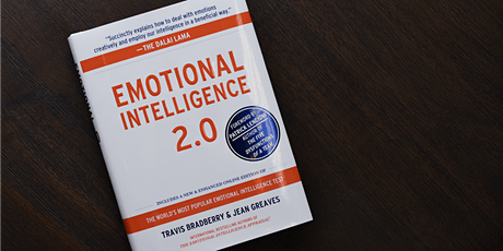 Leadership Reads-Emotional Intelligence 2.0 tickets