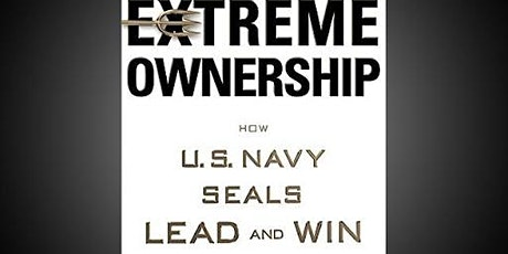 Leadership Reads-Extreme Ownership tickets