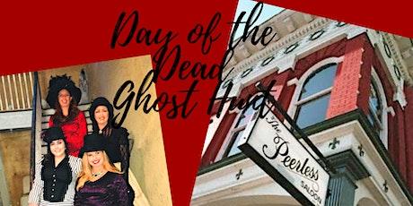 Ghost Hunt Paranormal Investigation of Peerless Saloon, Anniston, Alabama