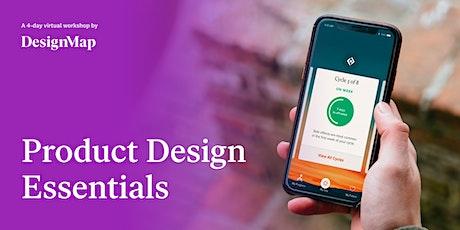 Product Design Essentials biglietti