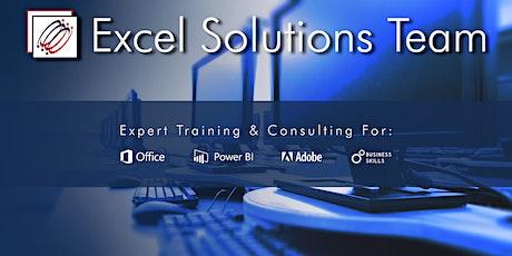 Excel Get & Transform (PowerQuery) Webinar tickets