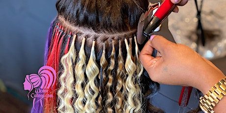 Los Angeles, CA | Hair Extension Install Class tickets