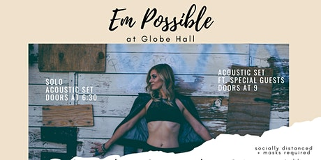 Em Possible -- Late Show tickets