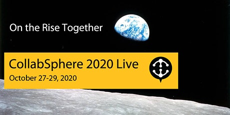 CollabSphere 2020 Live tickets