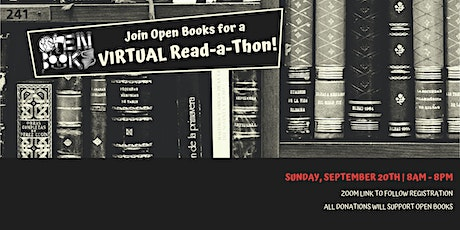 Open Books Virtual Read-a-Thon tickets